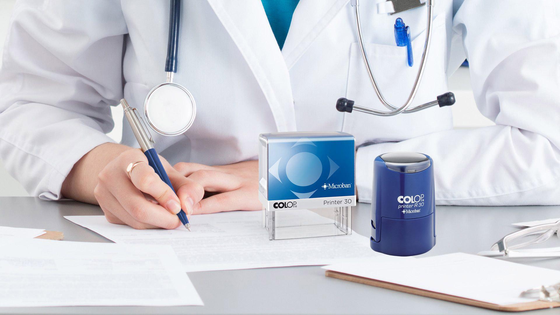 врач печать фото